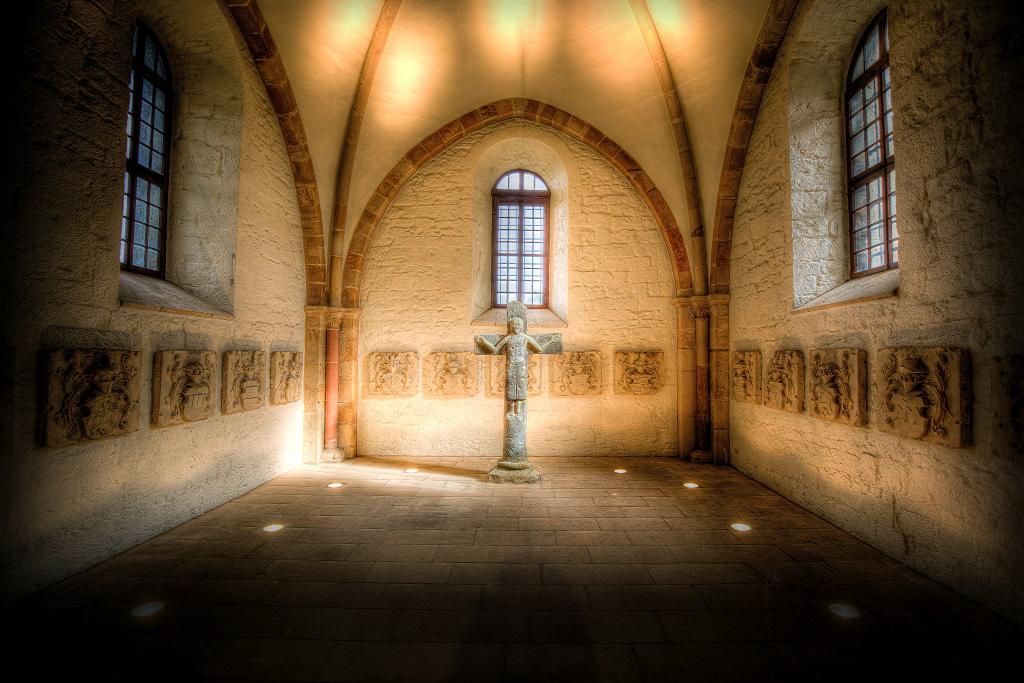 Der Herrgott von Bentheim in der Katharinenkirche