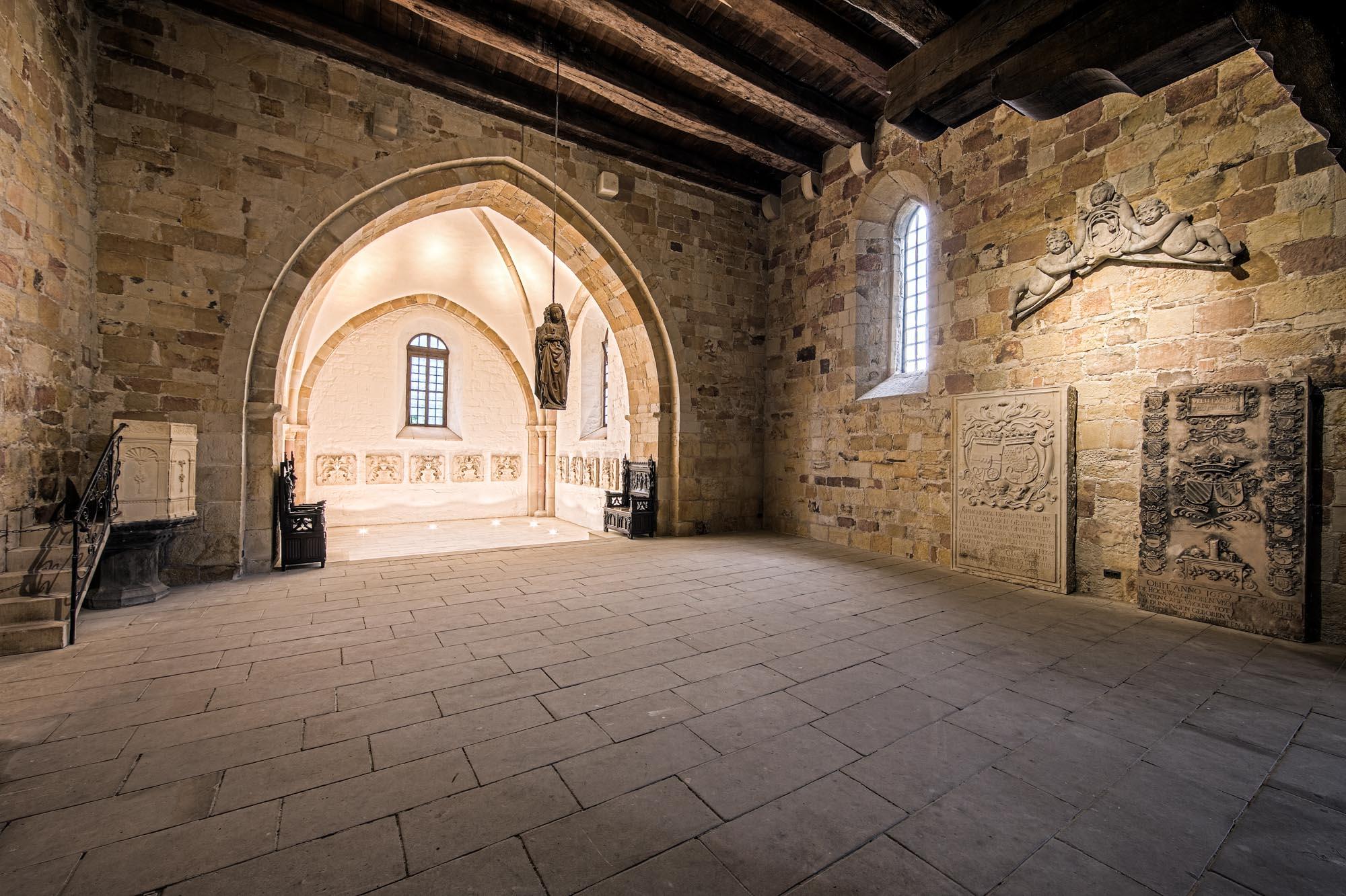 Katharinenkirche der Burg Bentheim